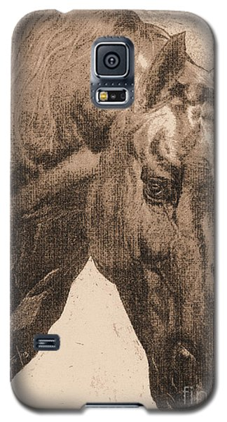 Vintage Dreamer Galaxy S5 Case by Audrey Van Tassell