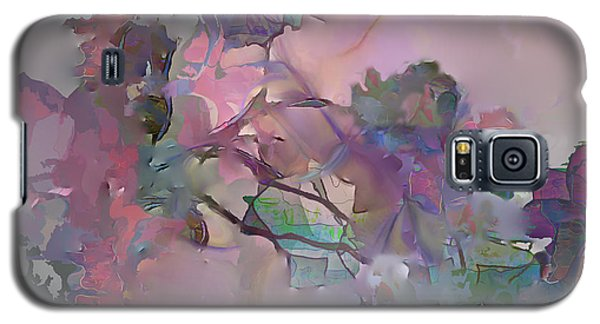 Dreaming Of A Rose Garden Galaxy S5 Case by Ursula Freer