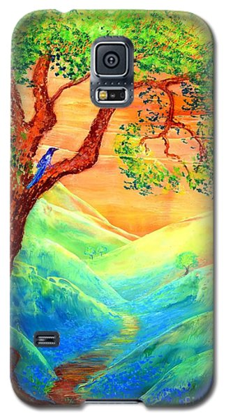Dreaming Of Bluebells Galaxy S5 Case