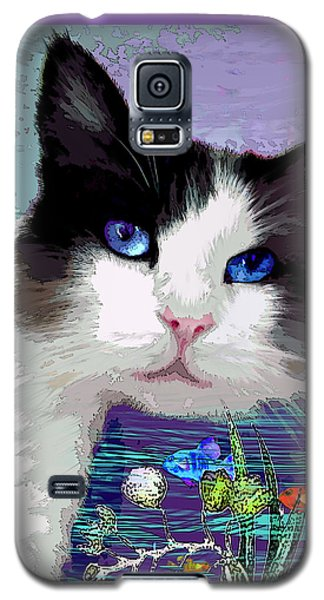 Dreaming Of Fish Galaxy S5 Case