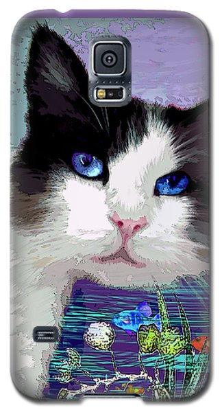 Dreaming Of Fish Galaxy S5 Case by Michele Avanti