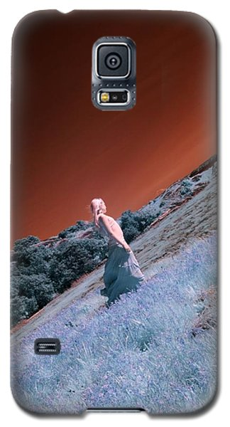 Dreaming Princess Galaxy S5 Case by Rebecca Parker