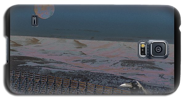 Galaxy S5 Case featuring the photograph Dreamland by Aurora Levins Morales