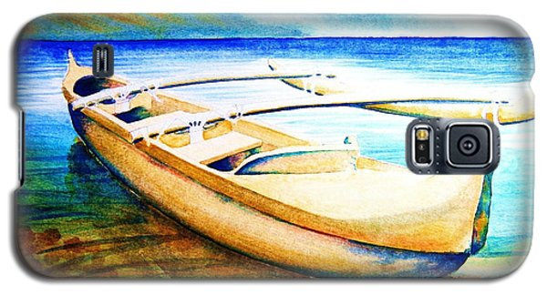 Dreams Of Polynesia Galaxy S5 Case