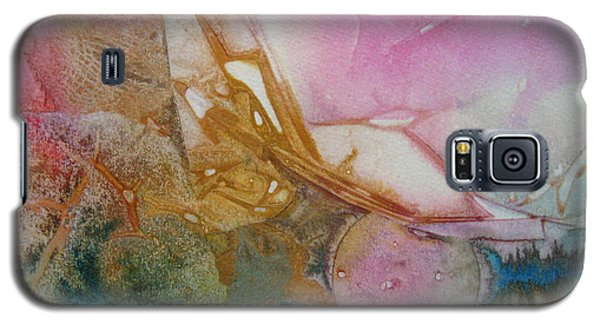 Galaxy S5 Case featuring the painting Dreamspace 106 by Elis Cooke