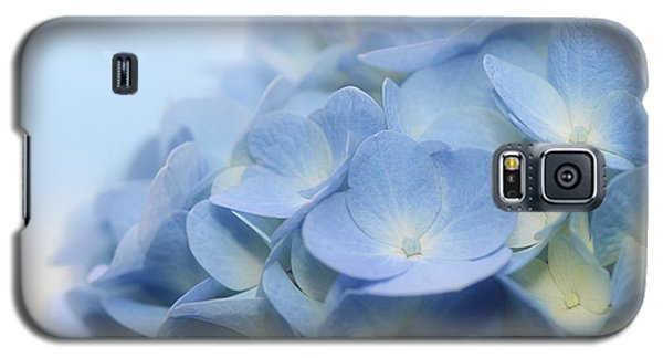 Galaxy S5 Case featuring the photograph Dreamy Hydrangea by Lisa Knechtel
