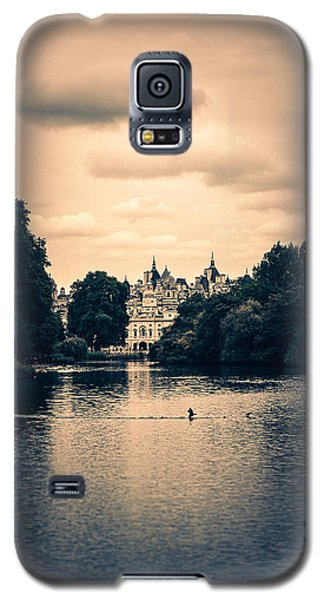 Dreamy Palace Galaxy S5 Case by Lenny Carter