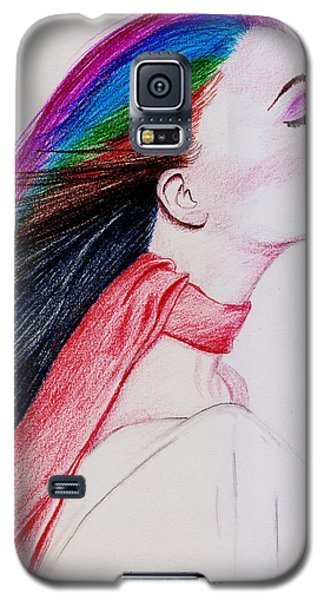 Drew Barrymore Galaxy S5 Case