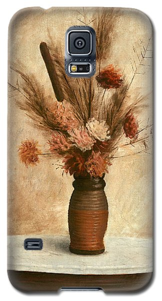 Dried Flower Arrangement Galaxy S5 Case