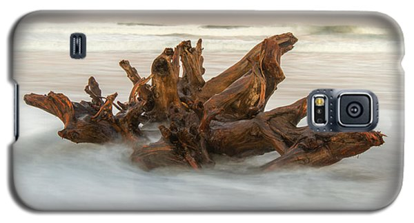 Galaxy S5 Case featuring the photograph Driftwood by Randy Wood