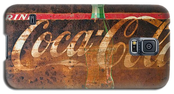 Drink Coca-cola Galaxy S5 Case by Tikvah's Hope