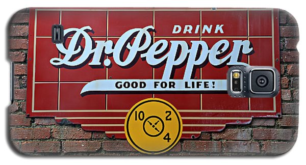 Drink Dr. Pepper - Good For Life Galaxy S5 Case by Stephen Stookey