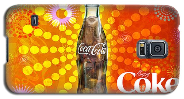 Drink Ice Cold Coke 4 Galaxy S5 Case