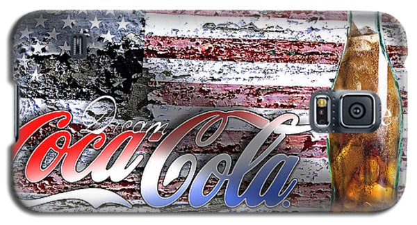 Drink Ice Cold Coke 6 Galaxy S5 Case