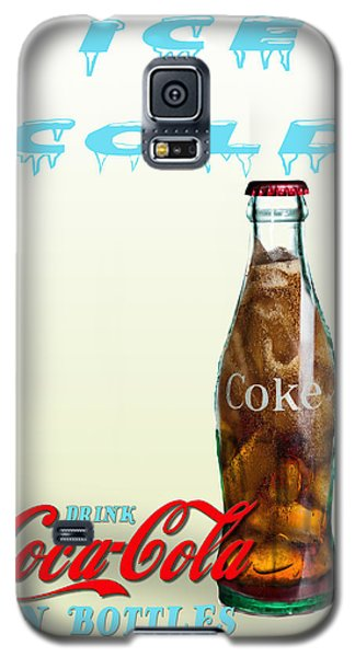 Drink Ice Cold Coke Galaxy S5 Case