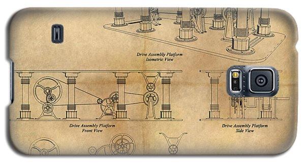 Drive Assembly Platform Galaxy S5 Case