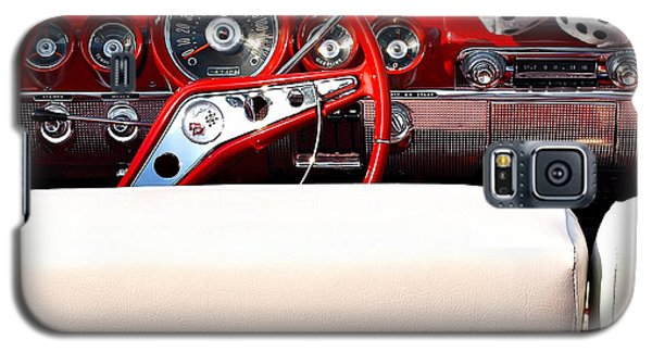 Drive-in Lounge - 1960 Chevy Galaxy S5 Case