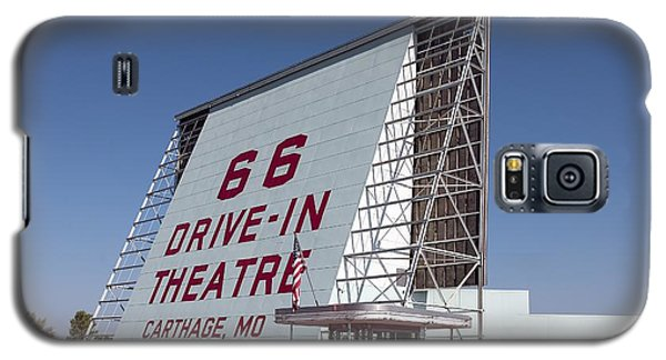 Drive-in. Rt.66 Galaxy S5 Case