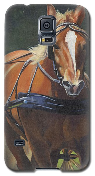 Drive On Galaxy S5 Case by Alecia Underhill