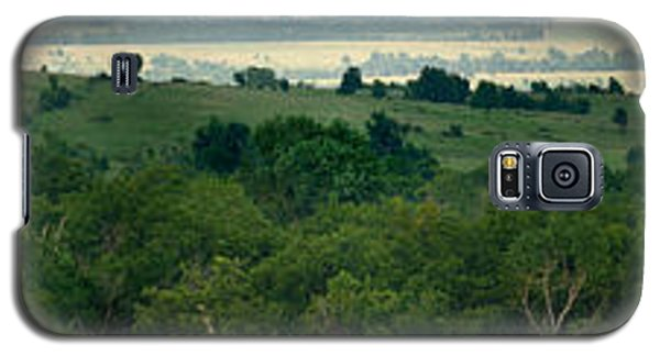 Drive The Flint Hills Galaxy S5 Case by Brian Duram