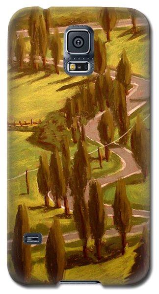 Drive Through Italy Galaxy S5 Case by Joseph Hawkins