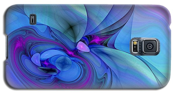 Driven To Abstraction Galaxy S5 Case
