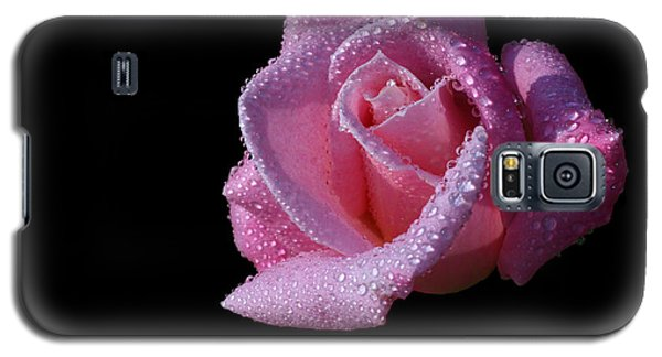 Galaxy S5 Case featuring the photograph Droplets by Doug Norkum
