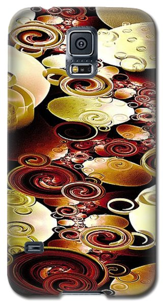 Drops And Ripples Galaxy S5 Case