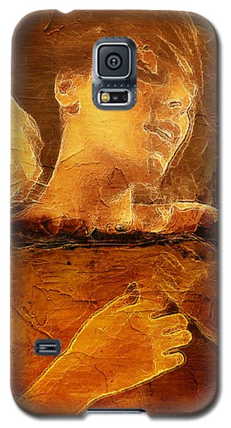 Drown To Black Galaxy S5 Case by Andrea Barbieri