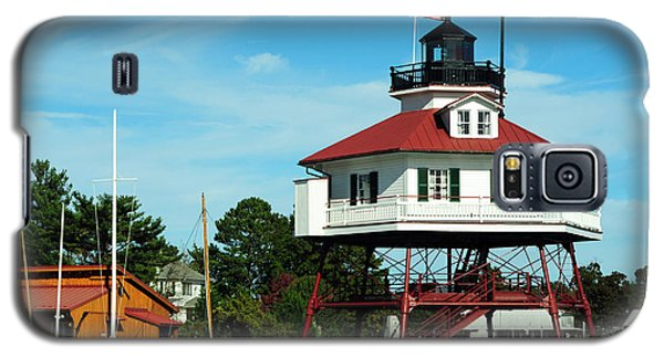 Drum Point Lighthouse Galaxy S5 Case