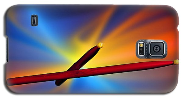 Drum Sticks Photograph For Combo Jazz  Color 3233.02 Galaxy S5 Case