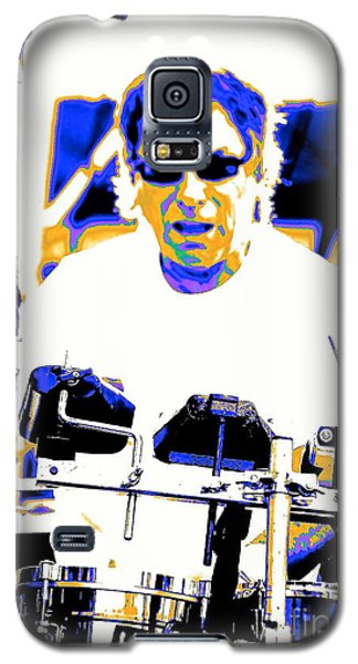 Drumming On The Edge Of Magic Galaxy S5 Case