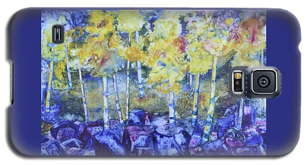 Dry Creek Aspens Galaxy S5 Case