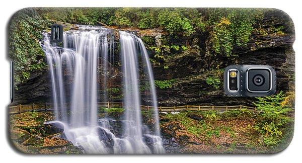 Dry Falls In Fall Galaxy S5 Case