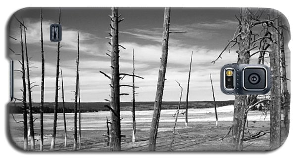 Dry Lake Bed Galaxy S5 Case by Tarey Potter