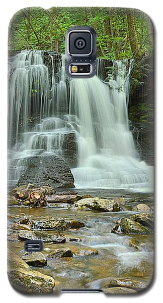 Dry Run Falls #1 Galaxy S5 Case