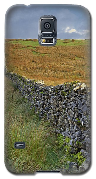 Dry Stone Wall Yorkshire Dales Uk Galaxy S5 Case
