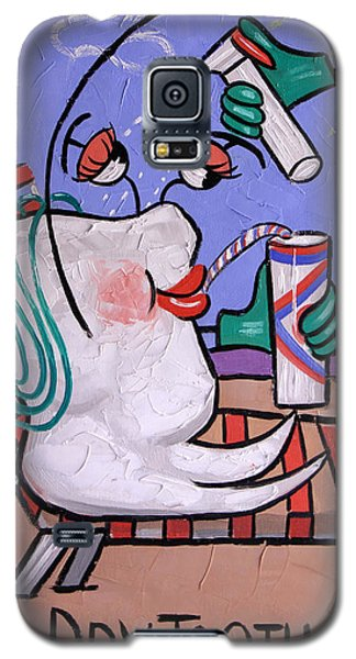 Dry Tooth Dental Art By Anthony Falbo Galaxy S5 Case