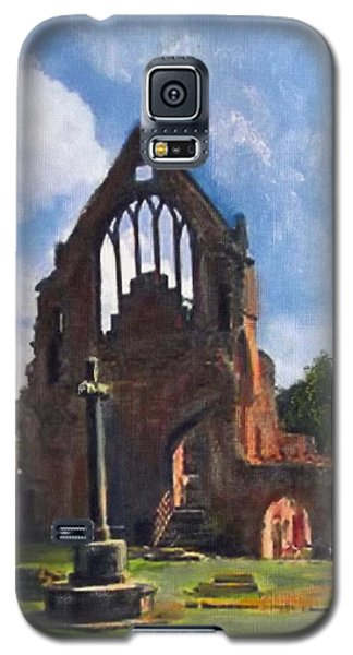 A Space To Cherish Dryburgh Abbey  Galaxy S5 Case