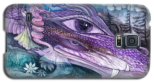 Dual Dragons Galaxy S5 Case