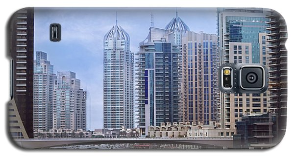 Dubai Marina Galaxy S5 Case