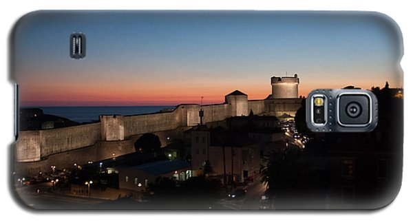 Galaxy S5 Case featuring the photograph Dubrovnik by Silvia Bruno