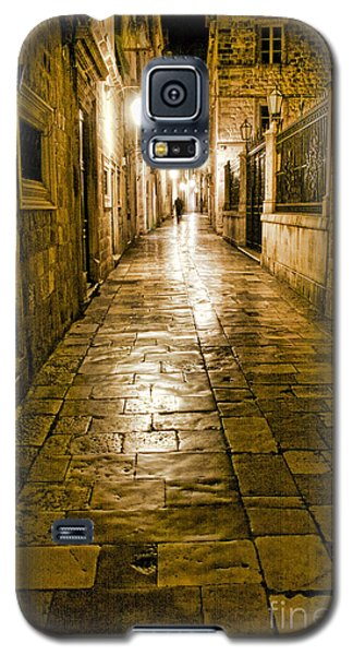 Dubrovnik Streets At Night Galaxy S5 Case