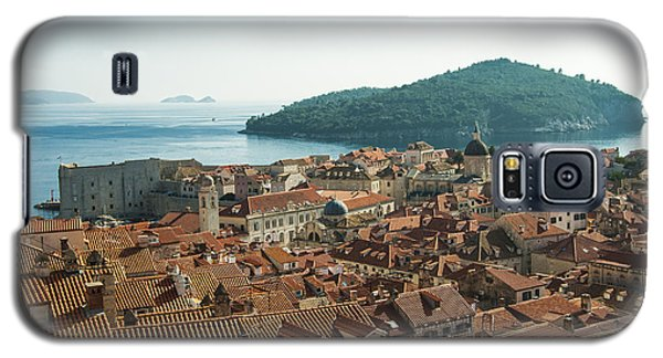 Dubrovnik View To The Sea Galaxy S5 Case