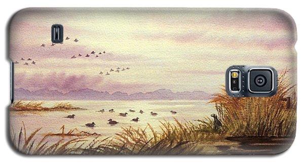 Duck Hunting Companions Galaxy S5 Case