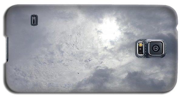Duck In Beautiful Sky Galaxy S5 Case