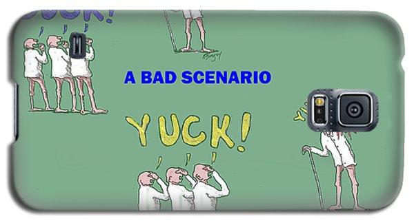 Duck Yuck Galaxy S5 Case