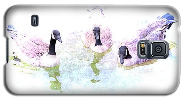 Ducks Galaxy S5 Case