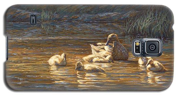 Ducks Galaxy S5 Case by Lucie Bilodeau