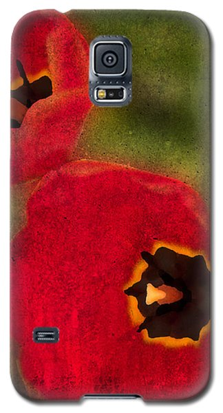 Galaxy S5 Case featuring the photograph Duet by Terri Harper